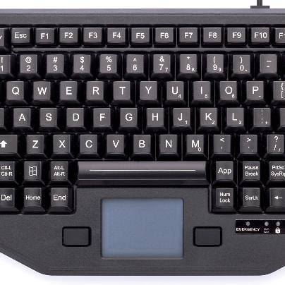 Industriële toetsenborden