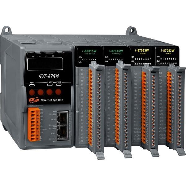Intelligent Ethernet I/O Expansion Units