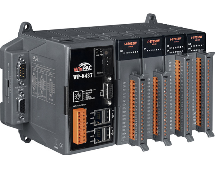 Remote I/O Expansion Units