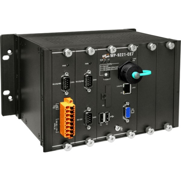 PAC System Controllers