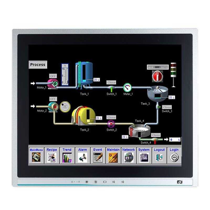 Industrial Touch Monitors