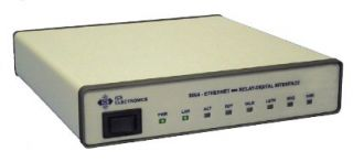 Ethernet to Relay Interface