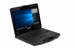 Durabook S14i semi rugged laptop