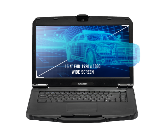DURABOOK S15AB G2 RUGGED LAPTOP