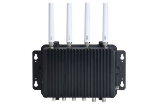 eBOX800-841-FL Rugged IP67-rated Fanless Embedded System with Intel® Atom™ Processor E3845 1.91 GHz, VGA, 2 GbE LANs, 2 USB, 2 COM and 9~36VDC Power Input