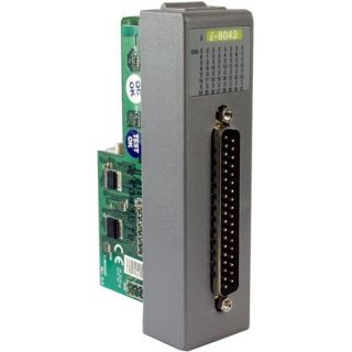 16-channel Isolated Digital Input & 16-channel Isolated Digital Output Module (Gray Cover)