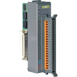 16-channel Isolated Open Collector Output Module (Gray Cover)