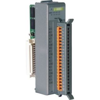 6-channel Relay Output Module (Gray Cover)