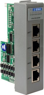 4-Port RS-422/485 Module (Blue Cover)