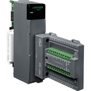 I-87018ZW-G/S (10-channel Thermocouple Input Module with High Over Voltage Protection)