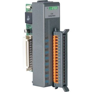 4-channel 14-bit analog output module (Gray Cover)