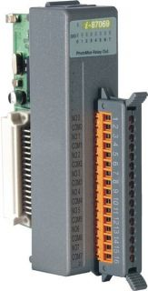 8-channel Photo-Mos Relay Output Module (Gray Cover)
