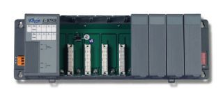 RS-485 I/O Expansion Unit with 8 I/O slots (Gray Cover)