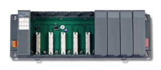 RS-485 I/O Expansion Unit with 9 I/O slots (Gray Cover)