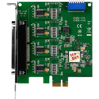 Serial Communication Board with 2 RS-232 ports.