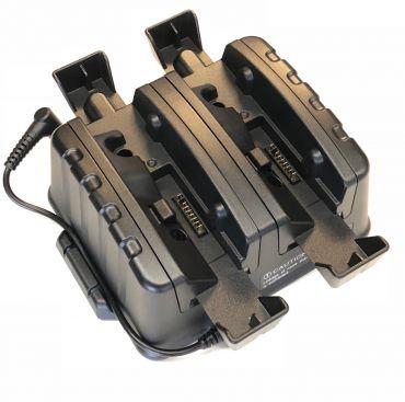 DURABOOK R11 External Dual Battery Charger