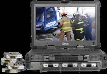 Getac X500 Ultra Robuuste Server