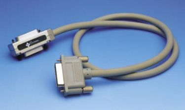 0.5 Meter IEEE 488 Bus Cable with Straight-in Connector