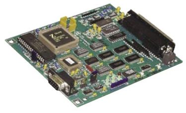 Serial Data Acquisition and Control Board