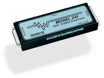 RS-232 to RS-422/RS-485 Optically Isolated, 2 or 4 Wire, to 128KBPS