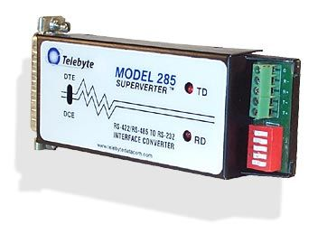 RS-232 to RS-422/RS-485 Converter