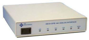 IEEE-488.2/GPIB-to-Analog Interface