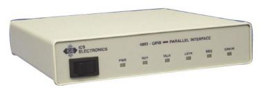 GPIB to Parallel Digital Interface