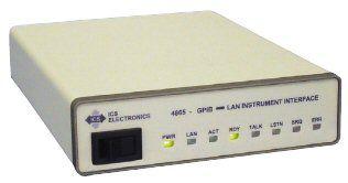 GPIB-to-LAN Instrument Interface