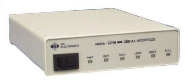 Enhanced GPIB to Serial Interface