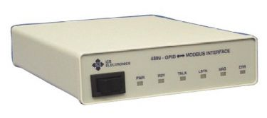 GPIB to Modbus RTU Interface
