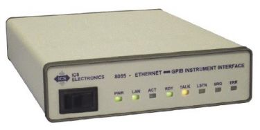 Ethernet-to-GPIB Instrument Interface