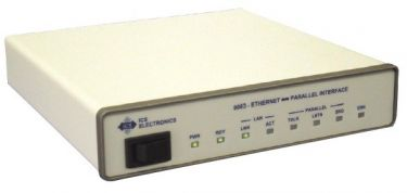 Ethernet-to-Digital Interface Box