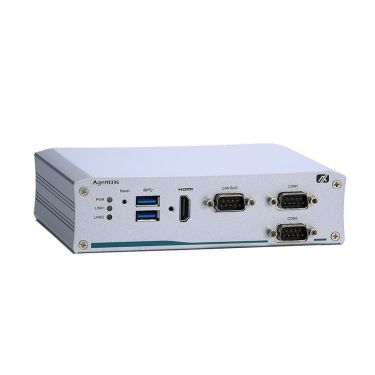 Fanless Embedded System with E-Mark Certification – Agent336