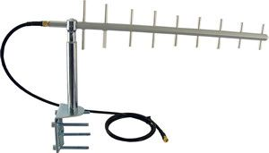 15 dBi 2.4GHz External Antenna with 5 km Transmission Distance (LOS) (Directional) (Yagi)