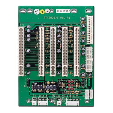 5-slot ATX-supported PCI Passive Backplane