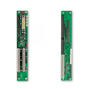 3-slot ATX-supported PICMG Bus Passive Backplane (vertical)