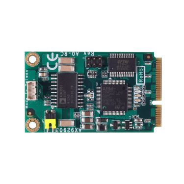 Full-Size PCI Express Mini Module with CAN Bus