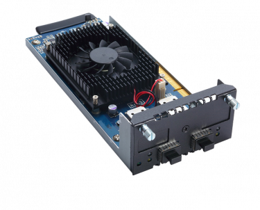 AX93307 2-port 10GbE Fiber LAN Module