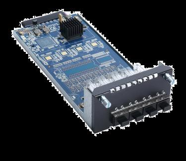 AX93336 - 4-port GbE Fiber LAN Module