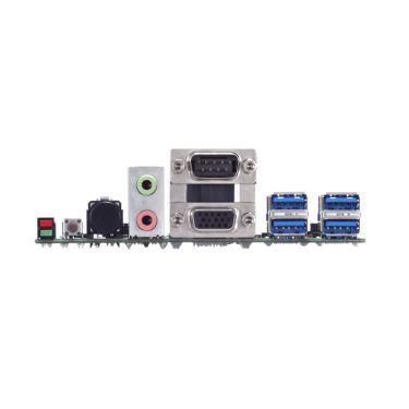 I/O board with two COM, four USB 3.0, VGA and audio for PICO312, PICO313, PICO511, PICO512 - AX93A00