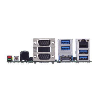 I/O board with two COM, four USB 3.0, one Gigabit LAN, HDMI and audio for PICO312, PICO313, PICO511, PICO512 - AX93A01