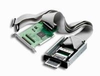 PCMCIA Card Drive (2 slots) for desktop/PCI (black)