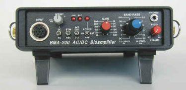 BMA-200 AC/DC Bioamplifier