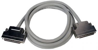 SCSI II 68-pin & 68-pin Male connector cable 1.5m for PISO-ENCODER600/300