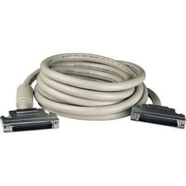 SCSI II 68-pin & 68-pin Male connector cable 5m