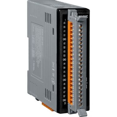 CANopen slave module of 8-channel RTD inputs
