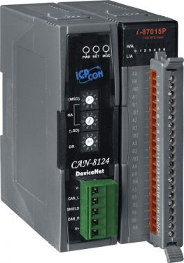 DeviceNet Embedded Device with 1 I/O Expansion