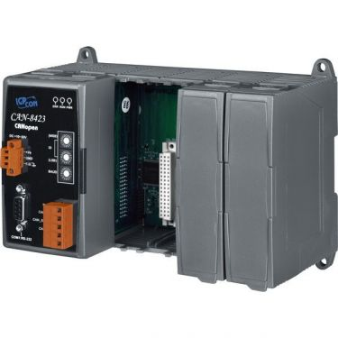 CANopen Embedded Device with 4 I/O Expansions