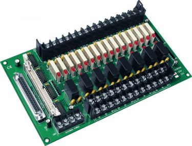 24-channel Power Relay Output Board