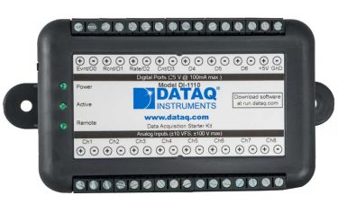 Low Cost Data Acquisition Starter Kit